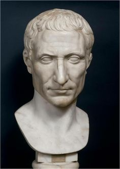 Bust of Augustus.