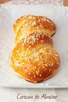 Pan de Reyes (Thermomix)