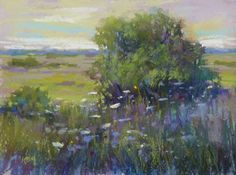 The Magic Word for Artists, painting by artist Karen Margulis