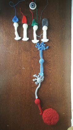 Crochet Necklace, Dolls, Crafts, Inspiration, Instagram, Art, Amigurumi, Baby Dolls, Biblical Inspiration