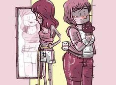 Quais são as diferenças entre anorexia e bulimia?