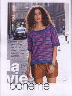Vogue Knitting Spring Summer 2015