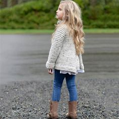 Big Girl Cardigan