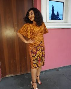 """3,458 Likes, 54 Comments - Hilda Dokubo (@hildadokubo) on Instagram: """"This is how to make a designer know you are proud of her...@xzendaofficial Zino this is so…"""""""