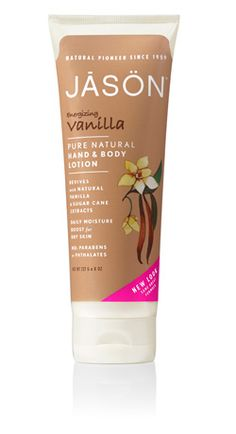 Energizing Vanilla Hand & Body Lotion
