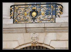 Balcon des ducs. Ville de Dijon - Palais des Ducs de Bourgogne