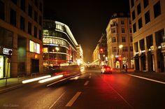 berlin streets night - Google Search