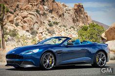 アストンマーチン ヴァンキッシュ ヴォランテ (Aston Martin Vanquish Volante) 初公開                                                                                                                                                     もっと見る