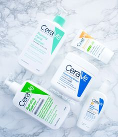 Getting My Skin Wedding-Ready with CeraVe! Oily Skin Care, Healthy Skin Care, Face Skin Care, Dry Skin, Haut Routine, Tips Belleza, Natural Skin Care, Natural Facial Cleanser, Face Cleanser
