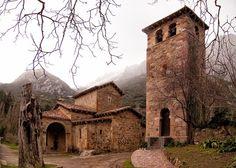 Santa María de Lebeña