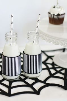 Halloween Party: In Black and White - A Thoughtful Place Halloween Candy Bar, Halloween Party, A Thoughtful Place, A Little Party, Hallows Eve, To My Daughter, Parties, Black And White, Party