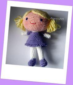 Sophie doll-free pattern