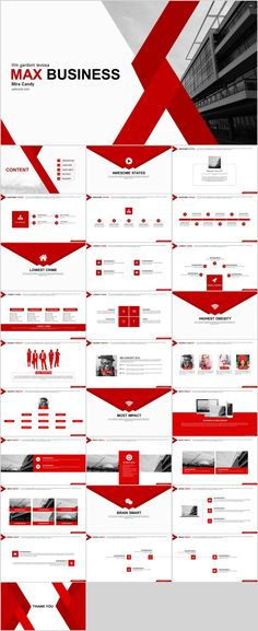 29+ red business report PowerPoint templates  #powerpoint #templates #presentation #animation #backgrounds #pptwork.com#annual#report #business #company #design #creative #slide #infographics #charts #themes #ppt #pptx#slideshow#keynote#office#microsoft#envato#graphicriver#creativemarket Create Powerpoint Template, Professional Powerpoint Templates, Business Powerpoint Templates, Powerpoint Presentation Templates, Keynote Template, Infographic Powerpoint, Presentation Slides, Business Presentation, Presentation Design