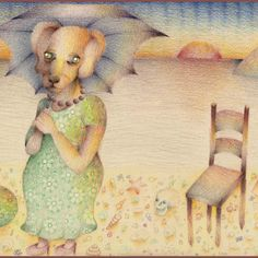 048 Bonjour Tristesse Buy Paintings, Scooby Doo, Teddy Bear, Animals, Fictional Characters, Art, Art Background, Animales, Animaux