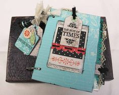 The Scrappy Gourmet - Scrapbooking Kits and Supplies!