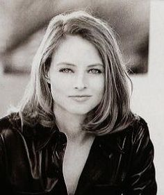 "Alicia Christian ""Jodie"" Foster   (19 November 1962) - American actress / film director and producer"