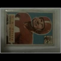 1 - 1950,s Topps Football Card Y,A, Title