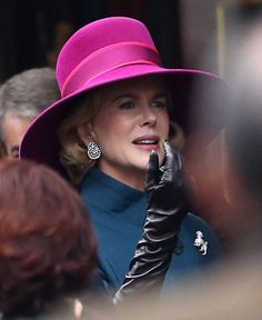First look, Nicole Kidman as 'Grace of Monaco': total disaster or not that bad?