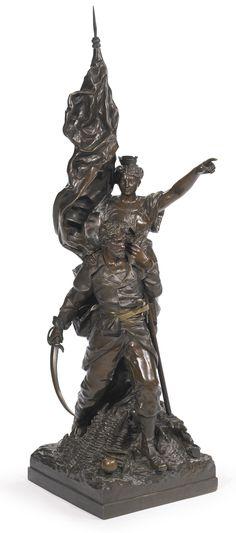 doré, gustave la défens     sculpture     sotheby's n09136lot6zchgen