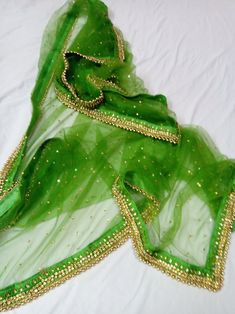 Green Wedding Evening Scarves Net Dupatta Women stole Indian Gifts for Her Bridesmaid Navy Bridal Shower, Summer Bridal Showers, Bridal Shower Rustic, Summer Wedding Outfits, Summer Weddings, Wedding Wear, Wedding Dress, Bridal Dupatta, Wedding Humor