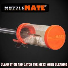 Best firearm cleaning tool ever and works with any caliber. Just clamp it on and catch the mess! Works great!!!