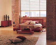 Zen Bedroom modern