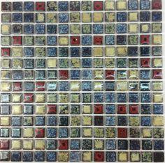Ceramic porcelain mosaic wall tiles backsplash PCMT113 ceramic mosaic tiles bathroom porcelain floor tiles  [PCMT113] - $19.05 : MyBuildingShop.com