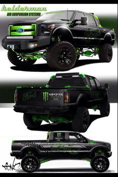 I want this truck soooooooo bad!!! I'm in love!! ❤️❤️