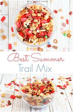 Best Summer Trail Mix