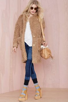 Coat Party Dress Outfit Ideas For Holidays