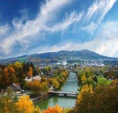 Berna (Suiza): cuando el otoño es todo un espectáculo