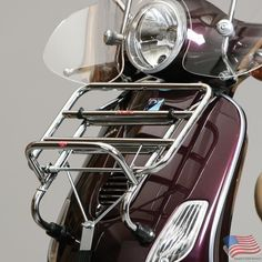 Prima Front Rack; Vespa LX/GT/GTS