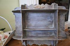 How to Make Ornamental Plaster Furniture Appliques