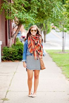 jillgg's good life (for less) | a style blog: my everyday style: a summer dress in fall!