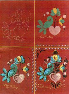 jo sonja - Jacqueline Buriche - Álbuns da web do Picasa Folk Art Flowers, Flower Art, Flower Fairies, Painting Lessons, Art Lessons, Stencil, Motif Arabesque, Deco Buffet, Rosemaling Pattern