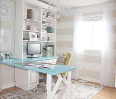 Bright and cozy office space