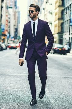 http://chicerman.com gentlemenzone: Lovely combination #MENSUIT #TAILORSUIT