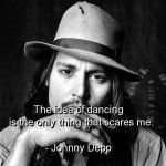 """Funny Quote from Johnny Depp - Funny Picture  Love """"MY JOHNNY""""! ❤"""