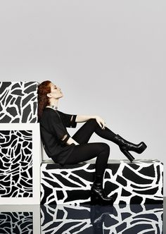 One year after we first teamed up with UK singer and Grammy winner Jess Glynne as a brand ambassador, she is now the face of our Spring/Summer 2016 campaign and has designed an exclusive Capsule Collection that will be available in selected retail stores Jess Glynne, Lorde, Brand Ambassador, Spring Summer 2016, Online Purchase, Redheads, My Design, Curvy, Singer