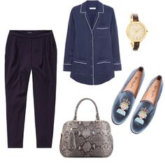 Heading Into The Office Tomorrow? Keep Things Cozy-Chic With This Flawless Combo!