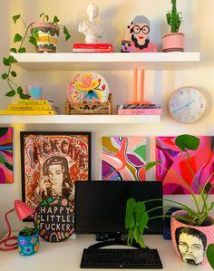 Uni Bedroom, Room Decor, Wall Decor, Barbie Dream House, Colour Board, Decoration, Attic, Room Inspiration, Bedrooms