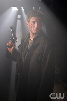 "SUPERNATURAL ""Wendigo"" (Episode #101) Image #SN101-6110 Pictured: Jensen Ackles as Dean Winchester Credit: ©ÊThe WB/Michael Courtney"