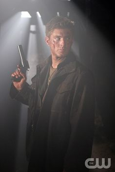 SUPERNATURAL Wendigo (Episode #101) Image #SN101-6110 Pictured: Jensen Ackles as Dean Winchester Credit: ©ÊThe WB/Michael Courtney