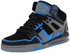 Osiris Rucker Black Blue Hi Top Mid Mens Skate Trainers Shoes Boots-7 Osiris http://www.amazon.com/dp/B00VTR84K6/ref=cm_sw_r_pi_dp_QaKywb0ZWDFJA