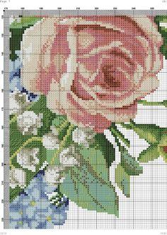 Gallery.ru / Фото #16 - 131 - kento / konwalie i róże 9/16