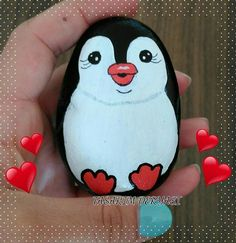Girl penguin