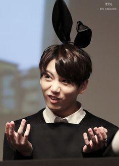 jungkook #jeonjungkook #kookie #bts bunny boi
