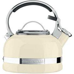 Prezzi e Sconti: #Kitchenaid bollitore da 1 9lt crema  ad Euro 99.99 in #Kitchenaid #Elettrodomestici e clima cottura