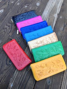 Tooled Leather Purse, Leather Tooling, Leather Purses, Coin Purse, Wallet, Coin Purses, Handmade Purses, Purses, Leather Handbags