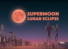 On September 27th, 2015 there will be a very rare event in the night sky – a supermoon lunar eclipse. Watch this animated feature to learn more.